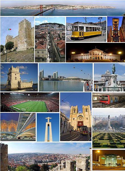Vuelos Lisboa: Lugares de interés