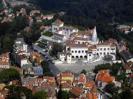 Vistas panorámicas de Sintra